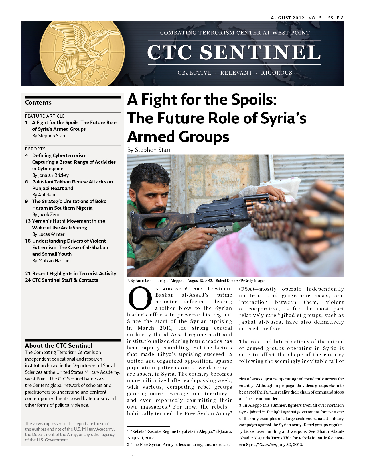 role of youth in combating terrorism