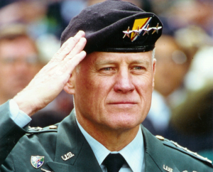photo of General Downing