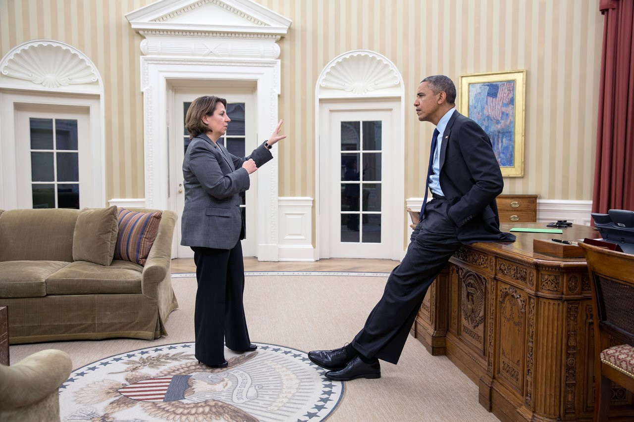 A View from the CT Foxhole: Lisa Monaco ...