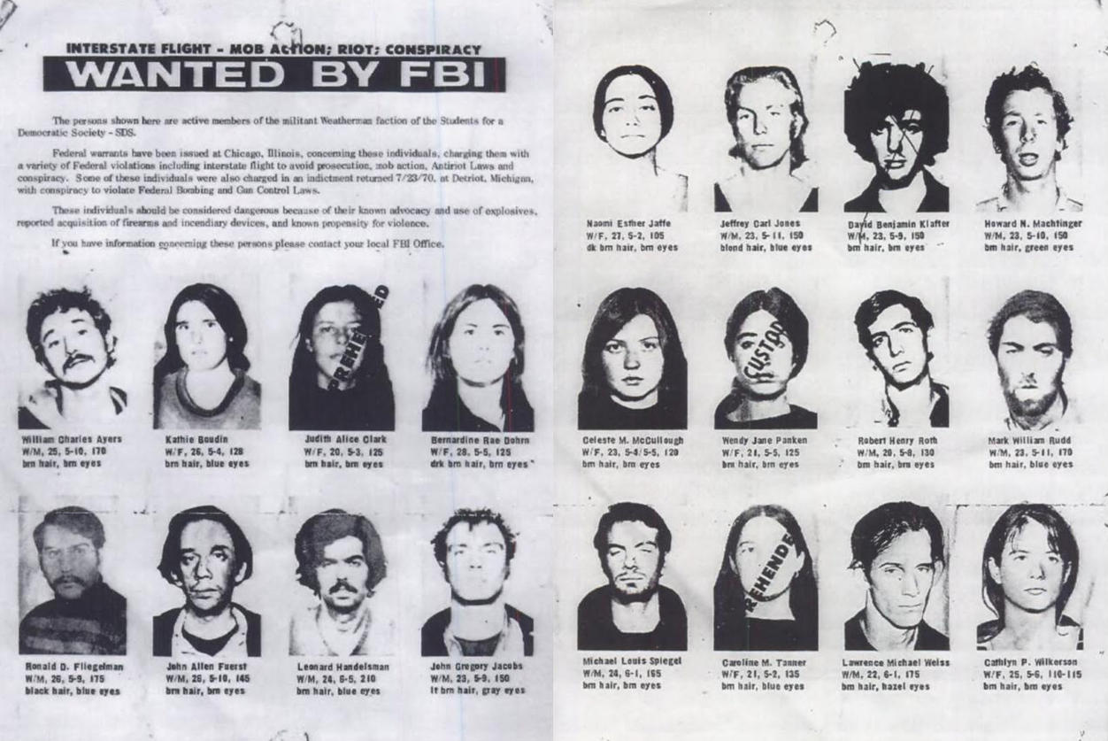 FBI Wanted List