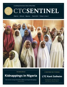 The Terrorist Calculus in Kidnapping Girls in Nigeria: Cases