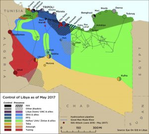 The Islamic State's Revitalization in Libya and its Post