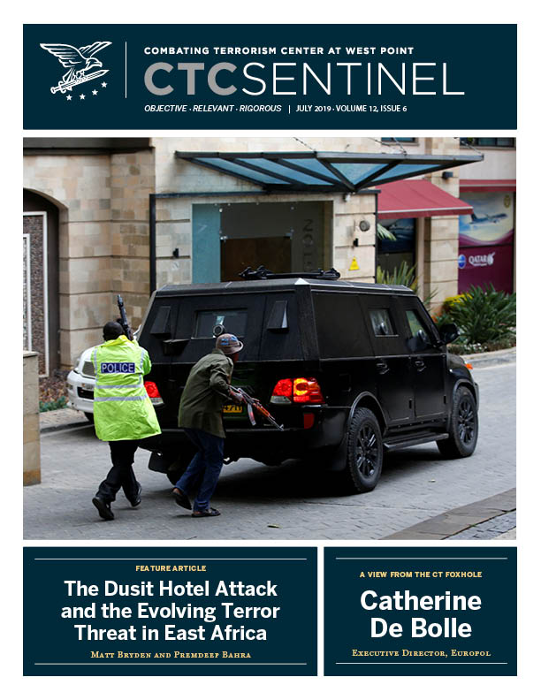 East Africa's Terrorist Triple Helix: The Dusit Hotel Attack