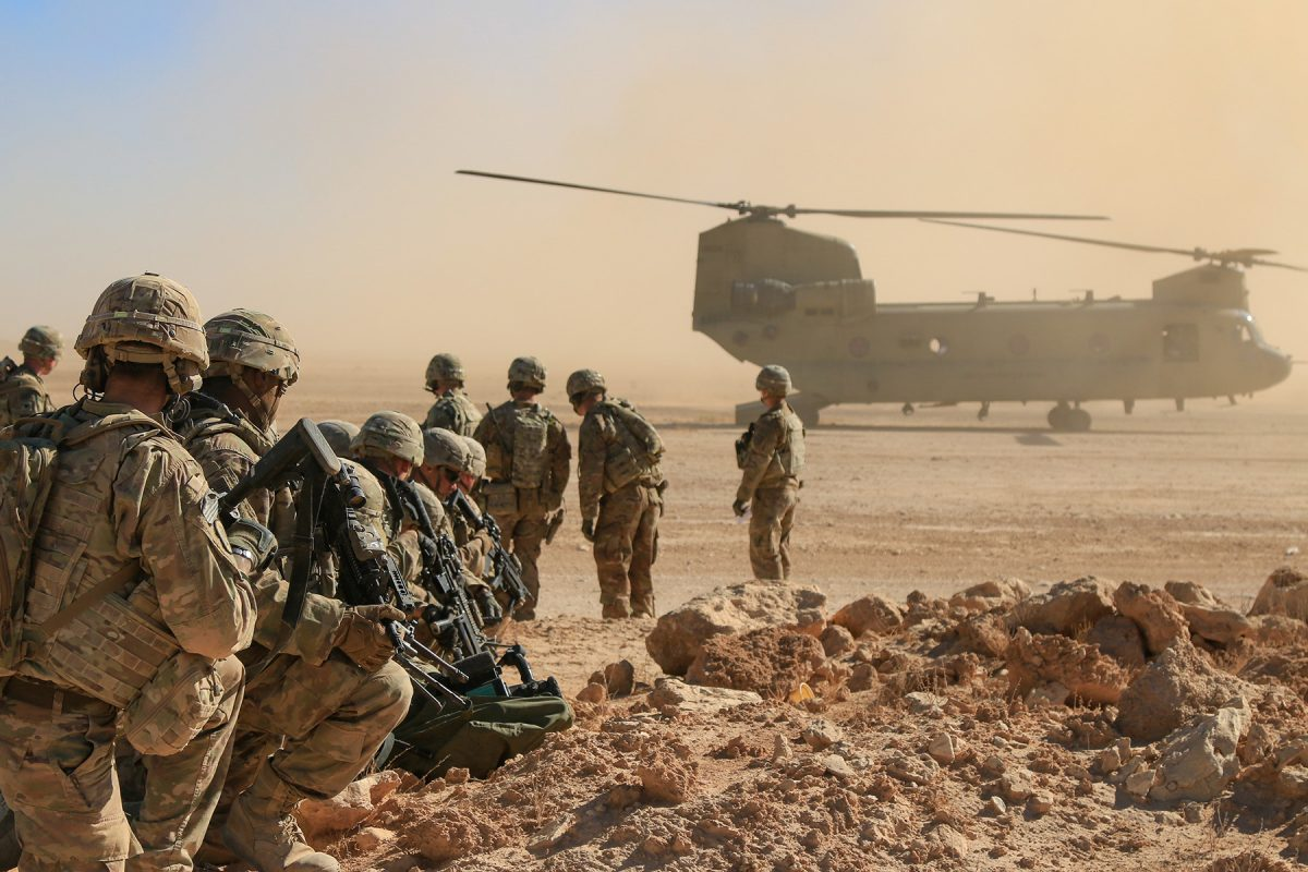 From Fifty Year War To Forever War >> Eighteen Years On The War On Terror Comes Of Age