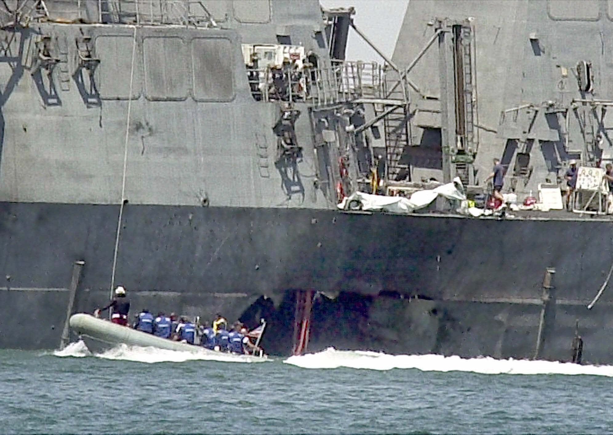 Twenty Years after the USS Cole Attack: The Search for Justice – Combating  Terrorism Center at West Point